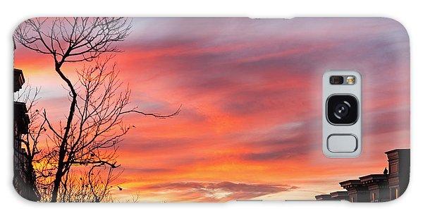 Nob Hill Sunset Galaxy Case