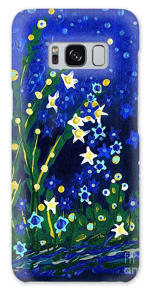 Nocturne Galaxy Case by Holly Carmichael