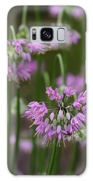 Nodding Wild Onion Galaxy Case