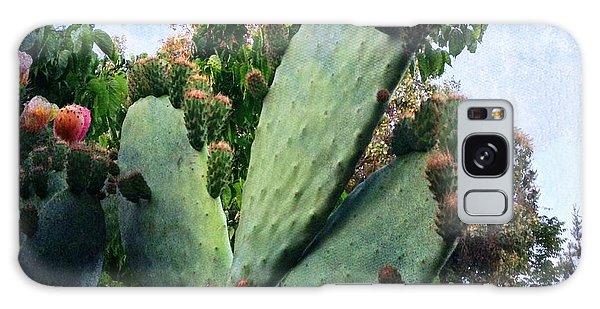 Nopales Cactus Galaxy Case