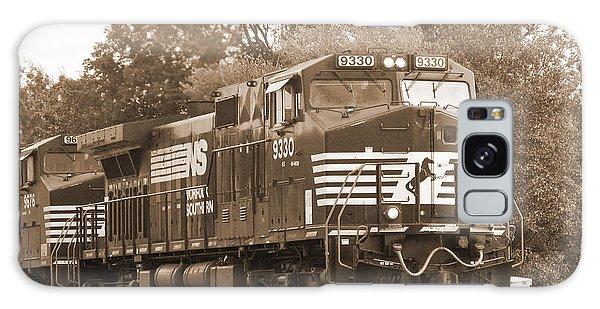 Norfolk Southern Freight Train Galaxy Case