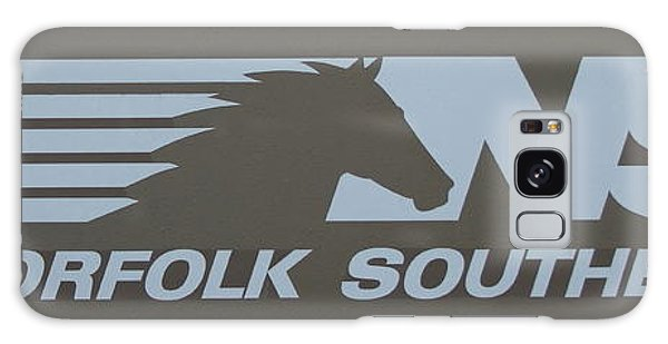Norfolk Southern Railway Art Galaxy Case