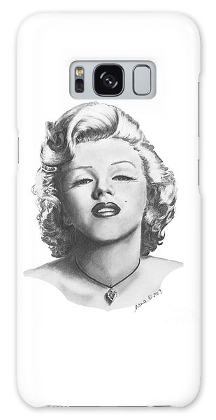 Norma Jeane Galaxy Case