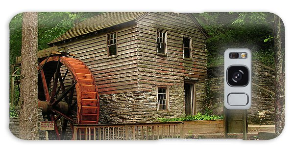 Rice Grist Mill Galaxy Case