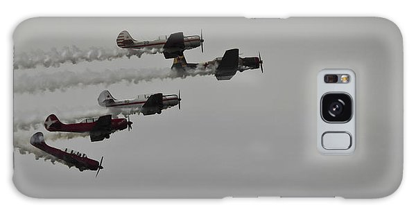 Norteast Raiders At The Greenwood Lake Airshow 2012 Galaxy Case