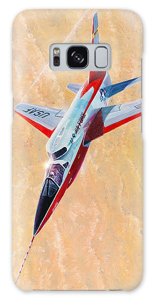 North American F-107a Ultra Sabre Galaxy Case
