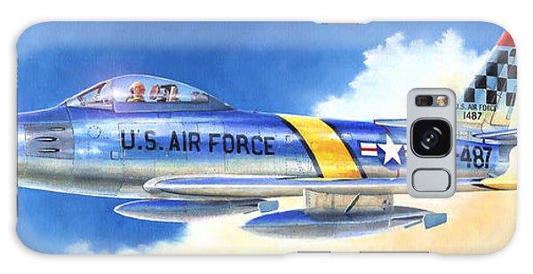 North American F-86f Sabre Galaxy Case