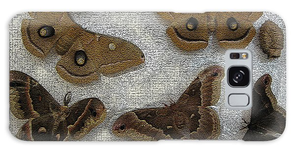 North American Large Moth Collection Galaxy Case