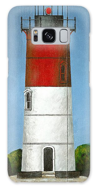 Bay Galaxy Case - North American Lighthouses - Nauset by MGL Meiklejohn Graphics Licensing