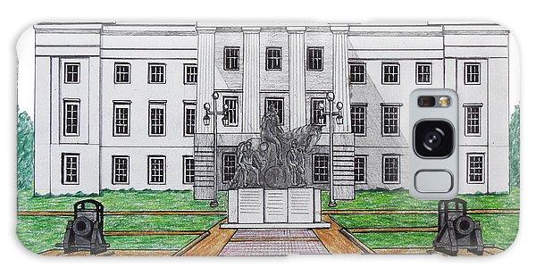 North Carolina State Capitol Galaxy Case
