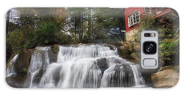 North Carolina Waterfall Galaxy Case
