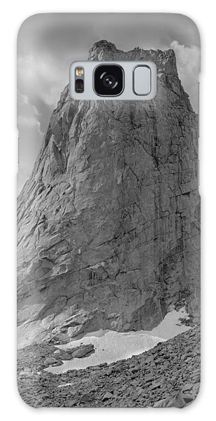 109649-bw-north Face Pingora Peak, Wind Rivers Galaxy Case