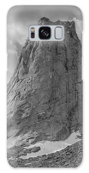 109649-bw-north Face Pingora Peak, Wind Rivers Galaxy Case