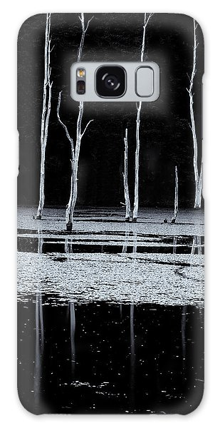 North Pond Twilight Galaxy Case