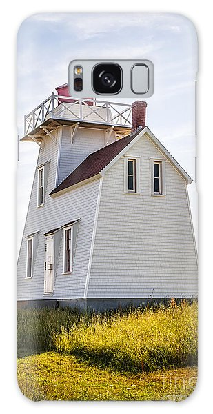 Lighthouse Galaxy Case - North Rustico Lighthouse by Elena Elisseeva