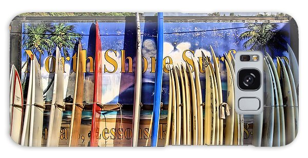 North Shore Surf Shop Galaxy Case