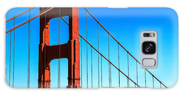 Cultural Center Galaxy Case - North Tower Golden Gate by Garry Gay