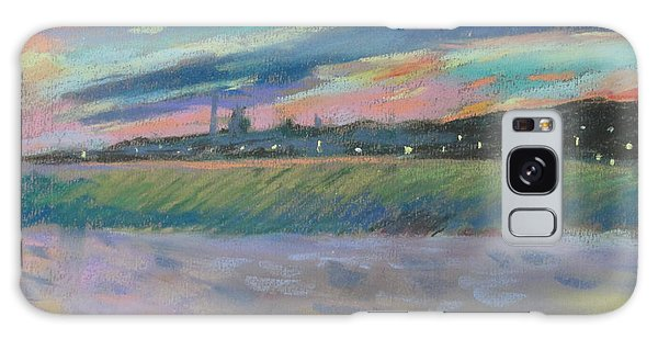 North Truro Sunset Galaxy Case