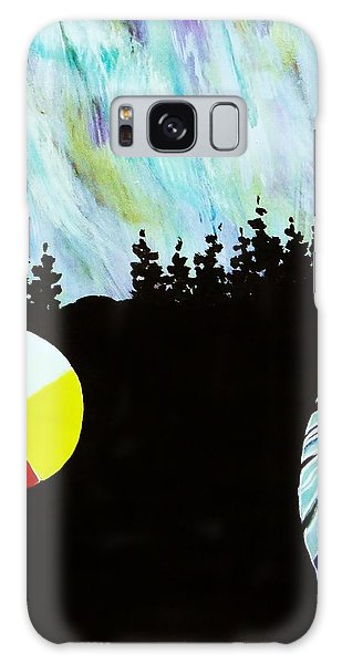 Northern Lights Galaxy Case by Al Fritz