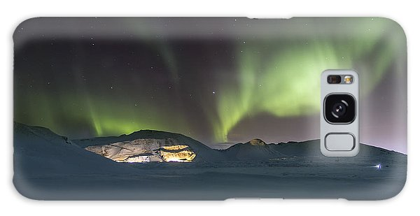 Northern Lights Iceland Galaxy Case by Gunnar Orn Arnason