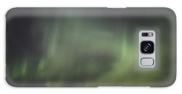 Northern Lights Over Wroxton Galaxy Case