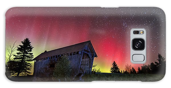 Northern Lights - Painted Sky Galaxy Case