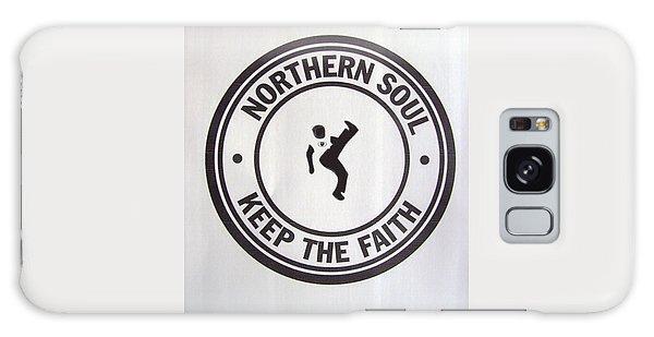 Northern Soul Dancer Galaxy Case
