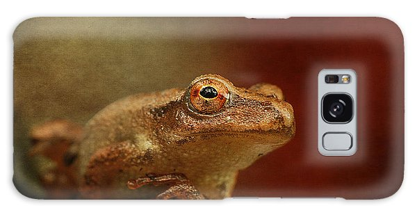 Northern Spring Peeper Galaxy Case