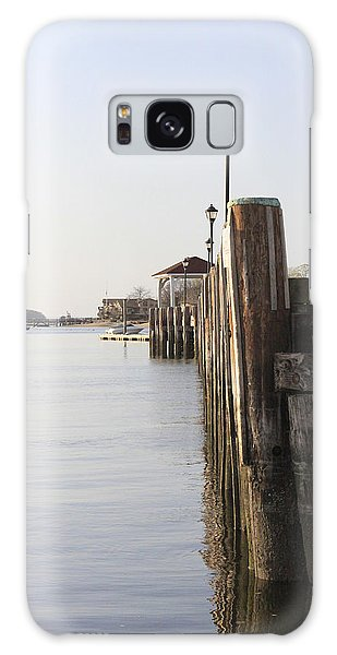 Northport Dock A Different Perspective Galaxy Case