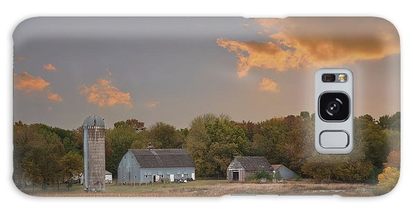 Northwest Iowa Farmscape Galaxy Case