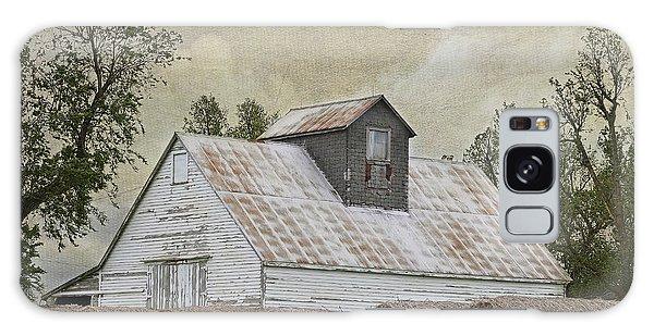 Nortonville Kansas Galaxy Case by Liane Wright