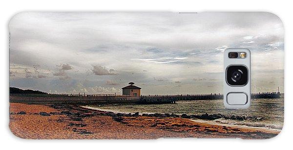 Not A Beach Day Galaxy Case by Don Durfee