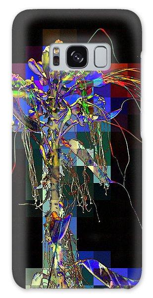 Not In Paradise Galaxy Case by Jodie Marie Anne Richardson Traugott          aka jm-ART