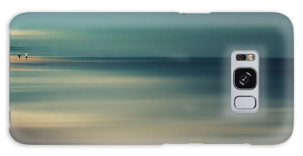Long Exposure Galaxy Case - Not The End Of The World by Cie Shin