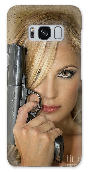 Guns Galaxy Case - Nothing To Fear by Evelina Kremsdorf