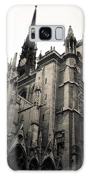 Notre Dame - For Eugene Atget Galaxy Case