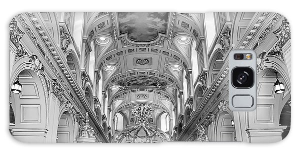 Notre-dame Basilica Galaxy Case