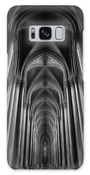 French Galaxy Case - Notre-dame Catha?dral by Oussama Mazouz