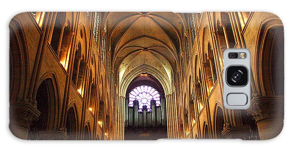 Notre Dame Ceiling Galaxy Case