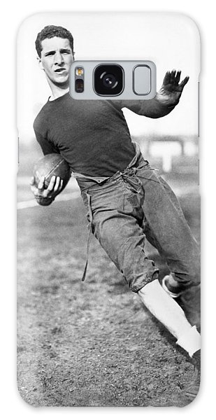 Amateur Galaxy Case - Notre Dame Football Player by Underwood Archives