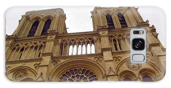 Notre Dame Galaxy Case