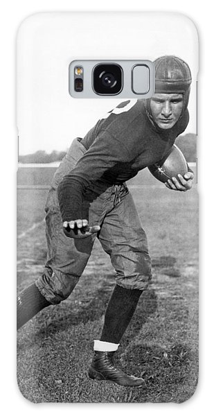 Amateur Galaxy Case - Notre Dame Star Halfback by Underwood Archives