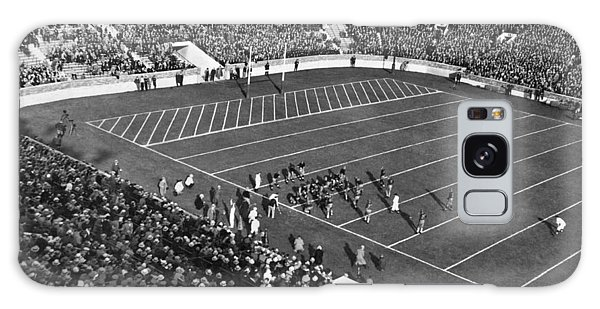 Amateur Galaxy Case - Notre Dame-usc Football Game by Underwood Archives