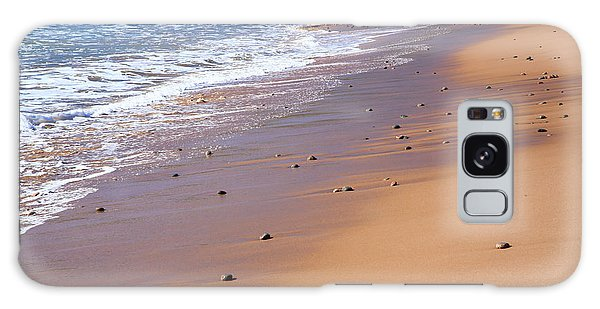Cabot Trail Galaxy Case - Nova Scotia, Beach Near The Cabot by Patrick J. Wall