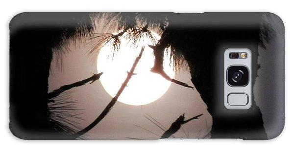 Florida November Full Moon Galaxy Case