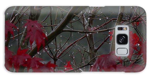 November Rain Galaxy Case by Edwin Alverio