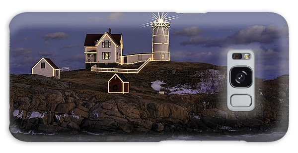 Nubble Lighthouse Ll Galaxy Case