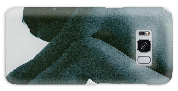 Hiding Galaxy Case - Nude Female by Cristina Pedrazzini/science Photo Library