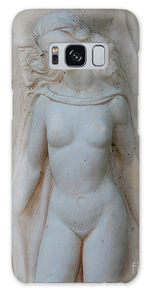 Nude Lady Statue Galaxy Case by Cynthia Snyder