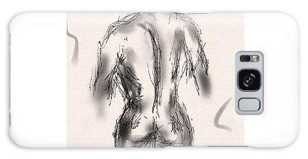 Nude Galaxy Case